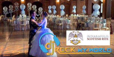 Scottish Rite Cathedral - DJ Rock My World.com - Fun, Award Winning, and Professional wedding entertainers