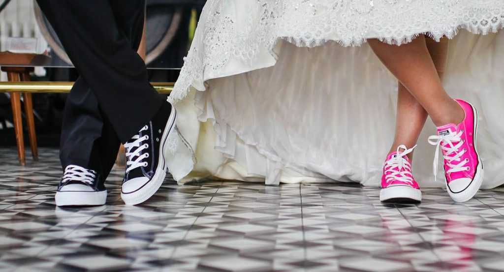 shoegame1 Wedding DJ Rock My World