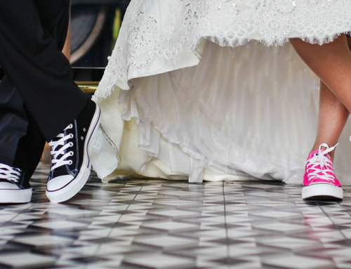 "Make Your Wedding a ""Shoe in"" with THIS Game!"